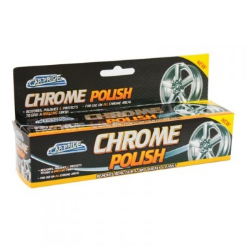 CAR PRIDE CHROME POLISH IN A TUBE