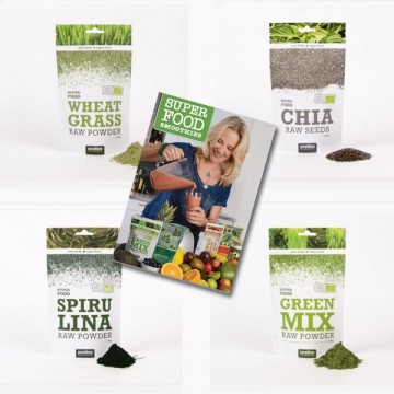 RAWFOOD pakke fra Pursana Super Food