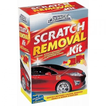 CAR PRIDE SCRATCH REMOVAL KIT