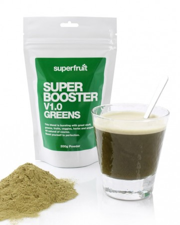 SUPERFRUIT SUPER BOOSTER V1.O GREENS 200 GR