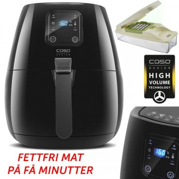 Caso Air Fryer  AF  150 + Lurch Slicer