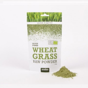 Purasana Wheat Grass Powder ØKO 200 g