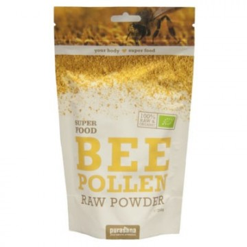Purasana Bee Pollen Powder ØKO Rawfood 250g