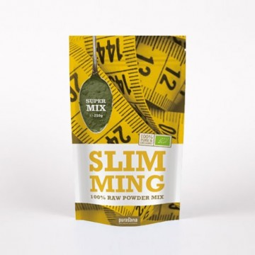SALG Purasana Slimming Mix ØKO Rawfood 250 g - for Fat Burning Smoothies