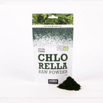 Purasana Chlorella Powder ØKO Rawfood 200 g
