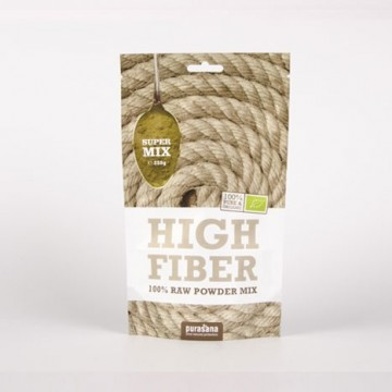 Purasana High Fiber Mix ØKO Rawfood 250 g