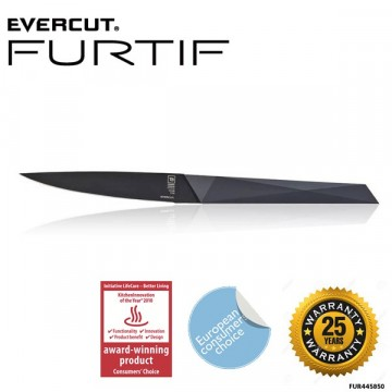 EVERCUT FURTIF Multipurpose kitchen knife - 11cm  – Livstidgaranti - Skarp i 25 år