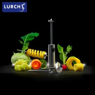 LURCH Veggie Drill Twister, 5 deler